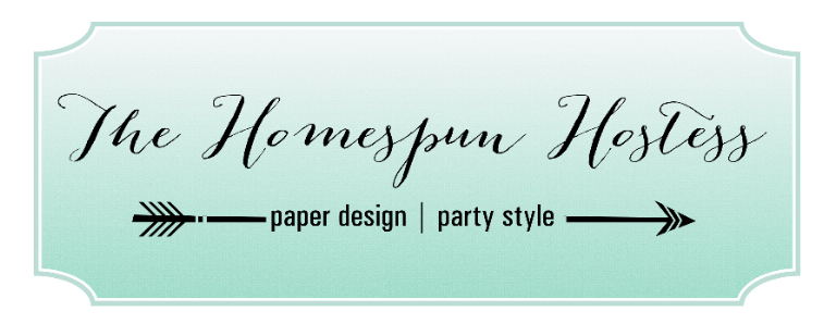 Logo The Homespun Hostess