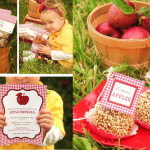 apple orchard set