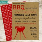 bbq couples shower listing