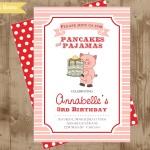 pig pancake list