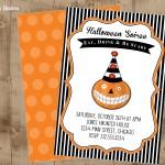 vintage halloween soiree