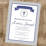 baptism boy cross list