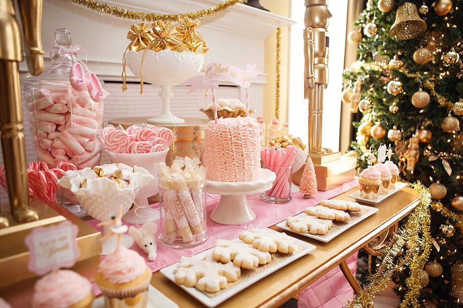 Annabelle S Nutcracker Sweet Party The Homespun Hostess