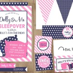 dolly and me sleepover set