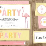 flamingo party sets