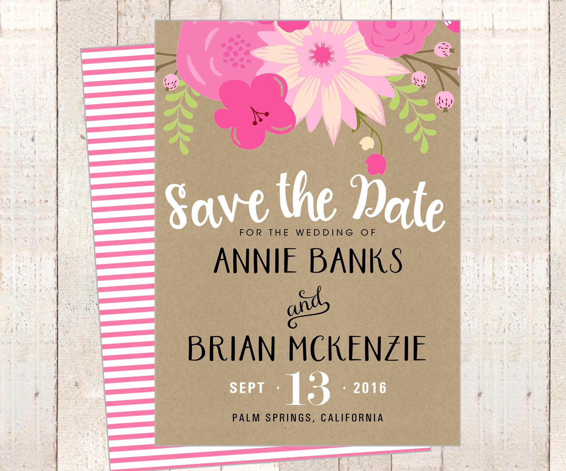 save the date card Product Tags – Wedding Invitations Save the Dates
