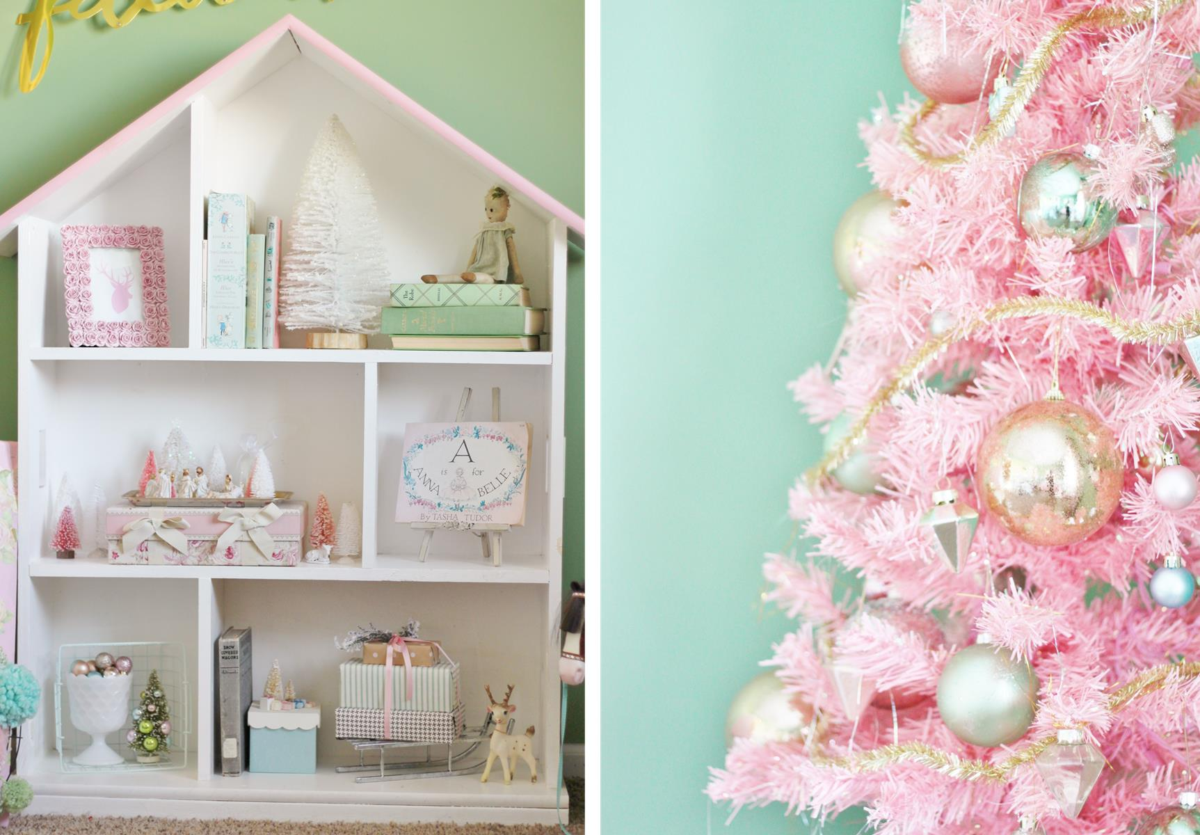 Christmas Decorating for Girls Room Ideas – Annabelle\'s 2016 ...