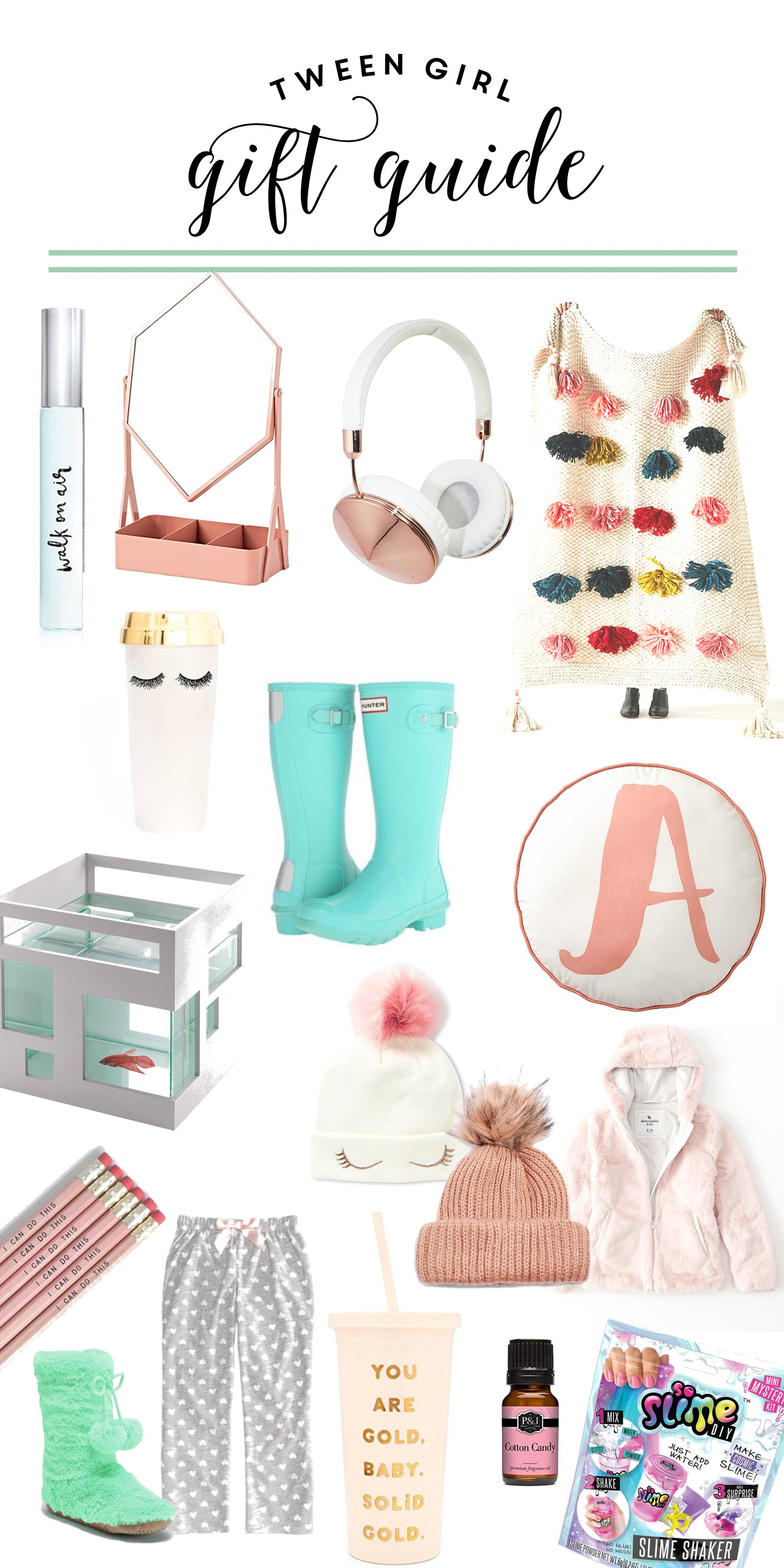 Tween Girl Gift Ideas by Annabelle